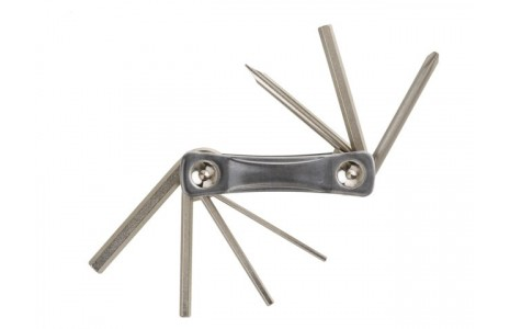 Toolset Multitool, zilver, -